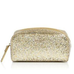 KATE SPADE Glitter Bug Ezra Cosmetic Bag